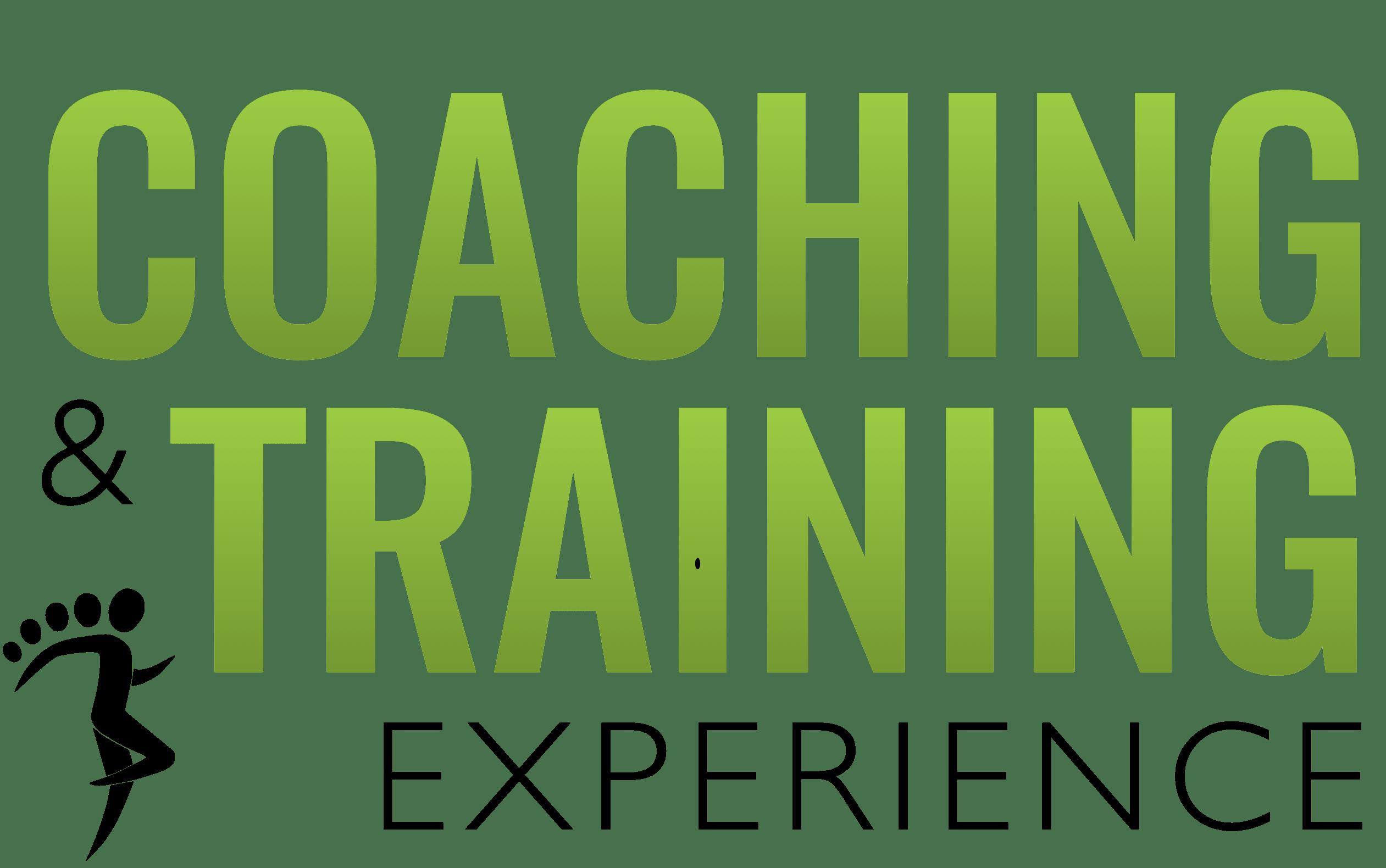 Coaching & Training Experience